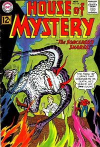 Cover Thumbnail for House of Mystery (DC, 1951 series) #128