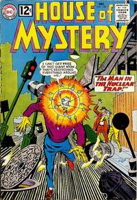 Cover Thumbnail for House of Mystery (DC, 1951 series) #129