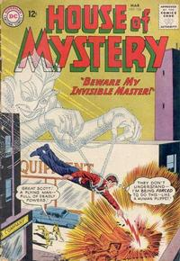 Cover Thumbnail for House of Mystery (DC, 1951 series) #132