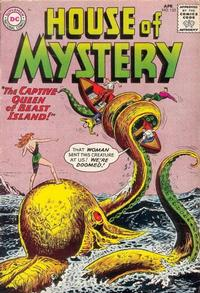 Cover Thumbnail for House of Mystery (DC, 1951 series) #133