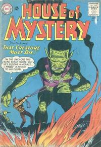 Cover Thumbnail for House of Mystery (DC, 1951 series) #138
