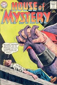 Cover Thumbnail for House of Mystery (DC, 1951 series) #140