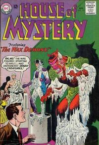 Cover for House of Mystery (DC, 1951 series) #142
