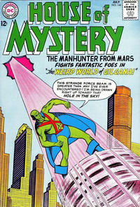 Cover Thumbnail for House of Mystery (DC, 1951 series) #144