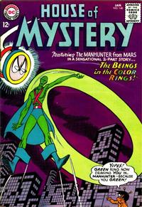Cover Thumbnail for House of Mystery (DC, 1951 series) #148
