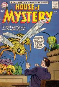 Cover Thumbnail for House of Mystery (DC, 1951 series) #149