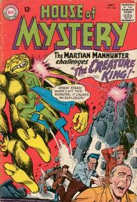 Cover Thumbnail for House of Mystery (DC, 1951 series) #152