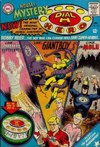 Cover Thumbnail for House of Mystery (DC, 1951 series) #156