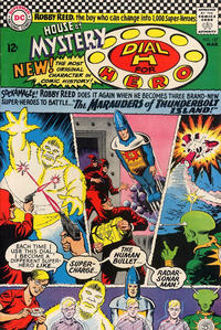 Cover Thumbnail for House of Mystery (DC, 1951 series) #157