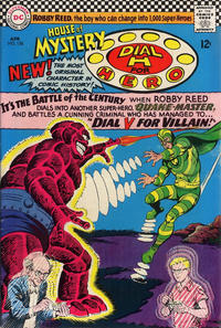 Cover Thumbnail for House of Mystery (DC, 1951 series) #158