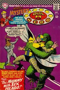 Cover Thumbnail for House of Mystery (DC, 1951 series) #161