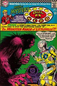 Cover Thumbnail for House of Mystery (DC, 1951 series) #162