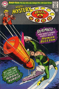 Cover Thumbnail for House of Mystery (DC, 1951 series) #170