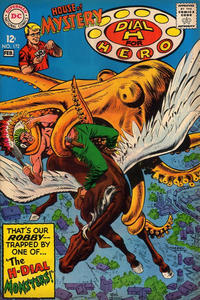 Cover Thumbnail for House of Mystery (DC, 1951 series) #172