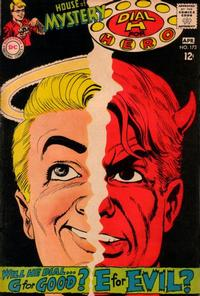 Cover Thumbnail for House of Mystery (DC, 1951 series) #173