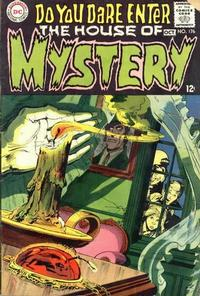 Cover Thumbnail for House of Mystery (DC, 1951 series) #176