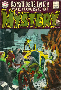 Cover Thumbnail for House of Mystery (DC, 1951 series) #177