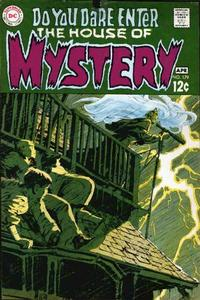 Cover Thumbnail for House of Mystery (DC, 1951 series) #179