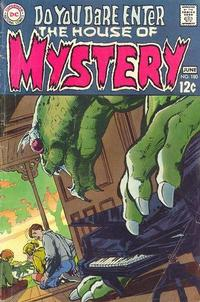 Cover Thumbnail for House of Mystery (DC, 1951 series) #180