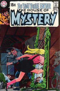 Cover Thumbnail for House of Mystery (DC, 1951 series) #182
