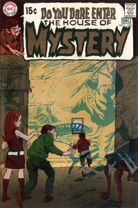 Cover Thumbnail for House of Mystery (DC, 1951 series) #183