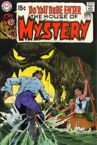 Cover Thumbnail for House of Mystery (DC, 1951 series) #185