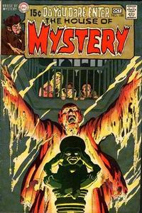 Cover Thumbnail for House of Mystery (DC, 1951 series) #188
