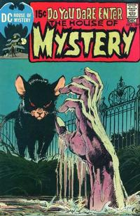 Cover Thumbnail for House of Mystery (DC, 1951 series) #189