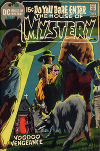 Cover Thumbnail for House of Mystery (DC, 1951 series) #193