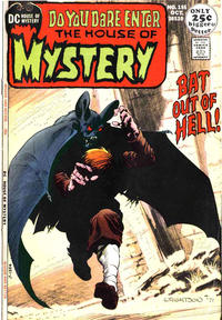 Cover Thumbnail for House of Mystery (DC, 1951 series) #195