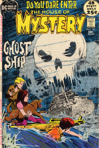 Cover Thumbnail for House of Mystery (DC, 1951 series) #197