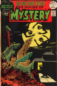 Cover Thumbnail for House of Mystery (DC, 1951 series) #200