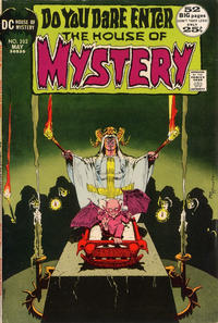 Cover Thumbnail for House of Mystery (DC, 1951 series) #202