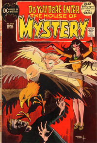Cover Thumbnail for House of Mystery (DC, 1951 series) #203