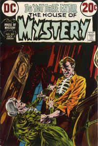 Cover Thumbnail for House of Mystery (DC, 1951 series) #207