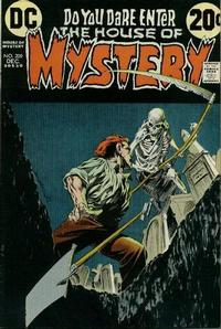 Cover for House of Mystery (DC, 1951 series) #209