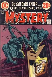 Cover Thumbnail for House of Mystery (DC, 1951 series) #213