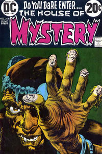 Cover Thumbnail for House of Mystery (DC, 1951 series) #214