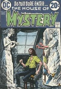 Cover Thumbnail for House of Mystery (DC, 1951 series) #215