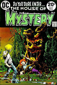 Cover Thumbnail for House of Mystery (DC, 1951 series) #217