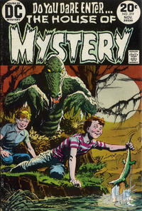 Cover Thumbnail for House of Mystery (DC, 1951 series) #219