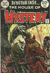 Cover Thumbnail for House of Mystery (DC, 1951 series) #221