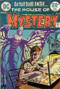 Cover for House of Mystery (DC, 1951 series) #222