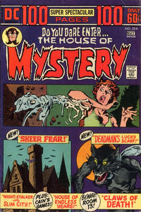 Cover Thumbnail for House of Mystery (DC, 1951 series) #224