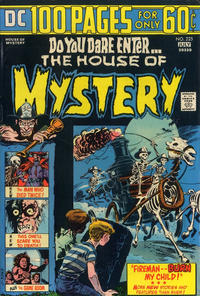 Cover Thumbnail for House of Mystery (DC, 1951 series) #225