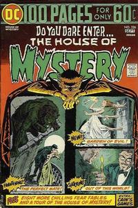 Cover Thumbnail for House of Mystery (DC, 1951 series) #226