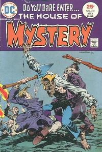 Cover Thumbnail for House of Mystery (DC, 1951 series) #231