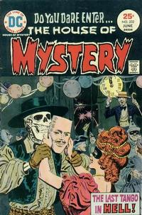 Cover Thumbnail for House of Mystery (DC, 1951 series) #232