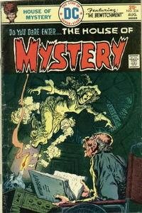 Cover Thumbnail for House of Mystery (DC, 1951 series) #234