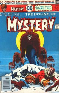 Cover for House of Mystery (DC, 1951 series) #243